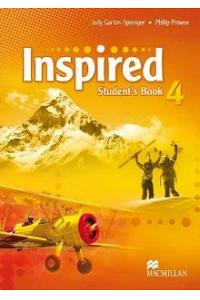 Inspired Level 4: Student's Book