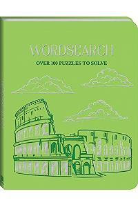 Deluxe Leather Puzzles: Wordsearch