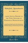 124th Annual Report of the Town Officers of Wakefield, Massachusetts: Financial Year Ending December Thirty-First Nineteen Hundred and Thirty-Five, Al