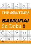 The Times Samurai Su Doku: Book 8
