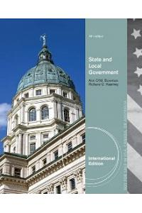 State and Local Government: Volume 2, 9th Ed