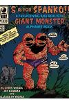 's' Is for Spanko- A Frightening and Realistic Giant Monster Alphabet Book!
