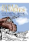 Bible Stories Coloring Book: Inspiring Story Images from the Bible to Color