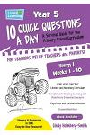 10 Quick Questions a Day Year 5 Term 1