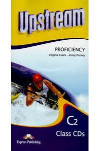 UPSTREAM PROFICIENCY C2 CLASS CDs (SET OF 6) NEW