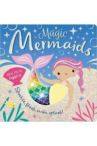Flashing Light Magic Mermaids