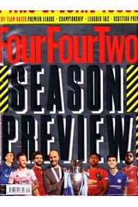 Four Four Two - UK (N.303/Sept  2019)