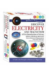 Wonders of Learning Science Box Set Discover Electricity & Magnetism