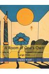 A Room of One's Own: Large Print