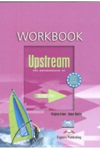 UPSTREAM PRE-INTERMEDIATE B1 WORKBOOK STUDENT'S