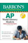 AP World History: Modern: With 2 Practice Tests