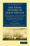 The Naval History of Great Britain - Volume 3
