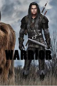 Warrior: 150 Lined Pages