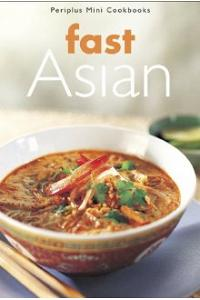 Periplus Mini Cookbooks - Fast Asian