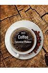 2020 Coffee Calendar/Planner: Coffee lovers 12 month calendar/planner. Monthly and weekly 2020 calendar and planner.