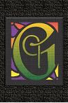 G: Monogram Letter Initial Internet Password Logbook: Keep track of usernames, passwords, web addresses in one easy and o