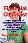 Your New Financial Checklist: Are You Overpaying for Insurance and Investments?