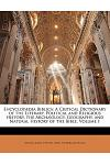 Encyclopaedia Biblica: A Critical Dictionary of the Literary, Political and Religious History, the Archaeology, Geography, and Natural Histor