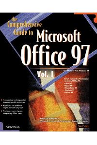 The Comprehensive Guide to Microsoft Office 97