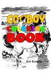 Cowboy Coloring Book