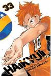 Haikyu!!, Vol. 33, Volume 33: Monsters' Ball
