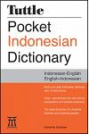 Tuttle Pocket Indonesian Dictionary: Indonesian-English/English-Indonesian