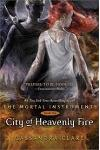 Mortal Instruments City of Heavenly Fire