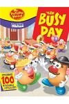 Storytime Stickers: Mr. Potato Head: The Busy Day [With 100 Reusable Stickers]