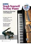 Alfred's Teach Yourself to Play Piano: Everything You Need to Know to Start Playing Now!, Book, DVD & Online Video/Audio/Software