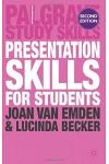 Presentation Skills For Students (Palgrave Study Guides)