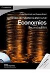 Cambridge International as Level and a Level Economics Coursebook [With CDROM]