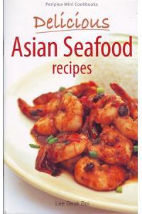 Periplus Mini Cookbooks - Delicious Asian Seafood