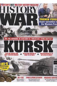 History of War - UK (6-month)