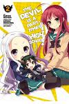 The Devil Is a Part-Timer! High School!, Volume 2