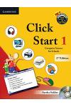 Click Start Level 1 Student's Book with CD-ROM: Computer Science for Schools