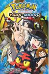 POKEMON SUN AND MOON #1 (MANGA)