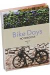 Bike Days Flip-Top Notebooks