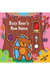 Busy Bear's New Home: A Slide-And-Seek Book