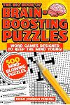 The Big Book of Brain-Boosting Puzzles: Word Games Designed to Keep the Mind Young!
