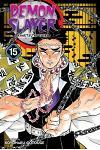 Demon Slayer: Kimetsu No Yaiba, Vol. 15, Volume 15