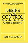 Desire for Control: Personality, Social and Clinical Perspectives