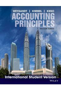 Accounting Principles (Edition 11th)
