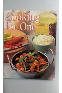 Step by Step - Cooking for One