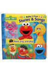 Sesame Street® Baby's First Stories & Songs: Read, sing, and play