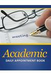Academic Daily Appointment Book