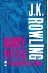 Harry Potter & the Philosophers Stone (Harry Potter 1 Adult Cover)