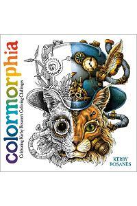 Colormorphia: Celebrating Kerby Rosanes's Coloring Challenges