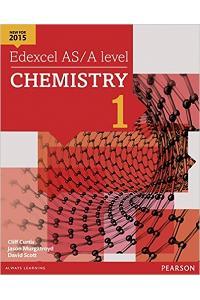 EDEXCEL AS/A LEVEL CHEMISTRY SBK 1 + ABK