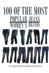 100 of the Most Popular Women's Jeans Brands