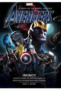 Avengers: Infinity Prose Novel